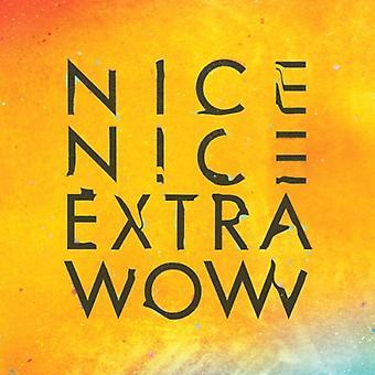 Nice Nice - ekstra Wow [Vinyl] USA importerer