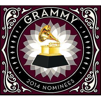 Importer des nominés des Grammy - 2014 Grammy nominés [CD] USA