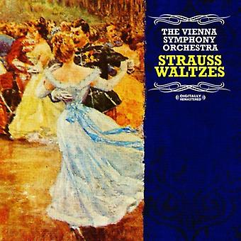 Wiener Symphoniker - Strauss Walzer [CD] USA import