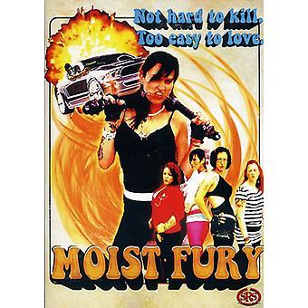 Fugtig Fury [DVD] USA importerer