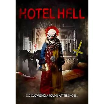 Hotel helvede [DVD] USA importerer