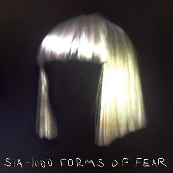 SIA - 1000 vormen van angst [Vinyl] USA importeren
