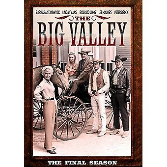 Big Valley: The Final Season [DVD] USA import