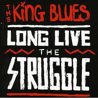König Blues - Long Live der Kampf [CD]-USA import