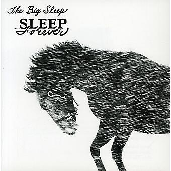 Big Sleep - søvn evigt [CD] USA importerer