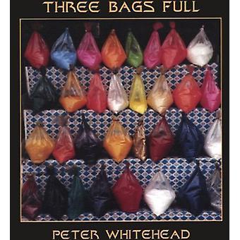 Peter Whitehead - import USA trzy pełne worki [CD]