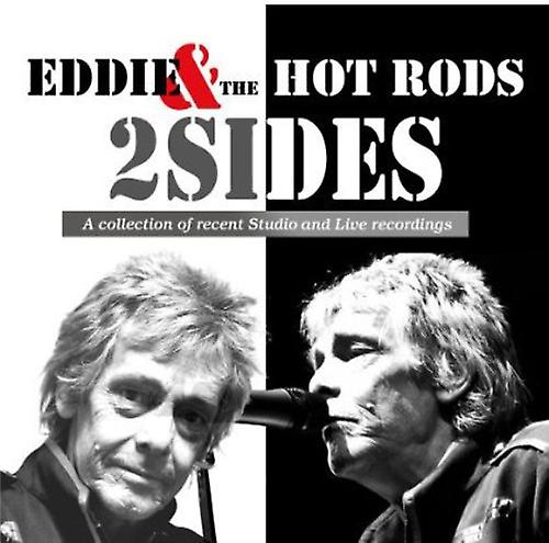 Eddie & the Hot Rods - 2 Sides [CD] USA import