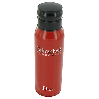 Christian Dior Men Fahrenheit Deodorant Spray By Christian Dior