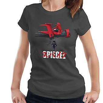 Spiegel Cowboy Bebop Akira Women's T-Shirt