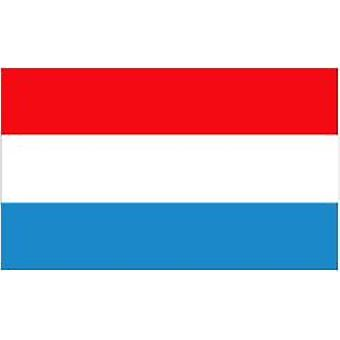 Luxembourg Flag 5ft x 3ft With Eyelets For Hanging