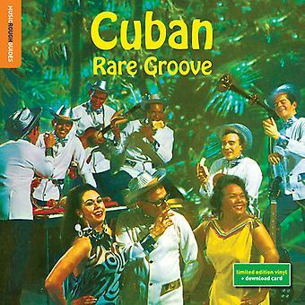 Rough Guide til cubanske sjældne Groove - Rough Guide til cubanske sjældne Groove [CD] USA import