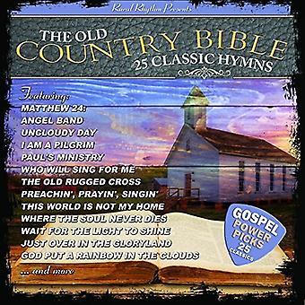Forskellige kunstner - 25 klassiske salmer fra den gamle land Bibelen [CD] USA import