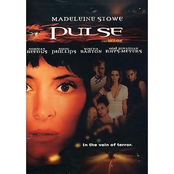 Puls [DVD] USA importerer