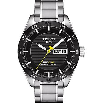 Tissot PRS516 Automatic Stainless Steel Mens Watch T1004301105100