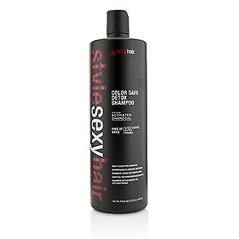 Sexy Hair Concepts Style Sexy Hair Detox Daily Clarifying Shampoo 1000ml/33.8oz