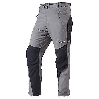 Montane Terra Pant Long-Leg - grafiet/zwart