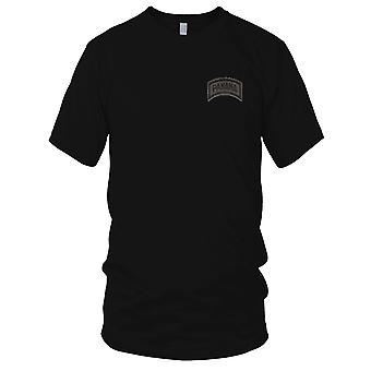 Operration Just Casuse Panama Embroidered Patch - Rocker Mens T Shirt