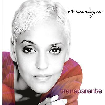 Mariza - Transparente [CD] USA import