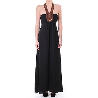 Ted Baker Womens Womens Evening Maxi Dress With Bead Detail On The