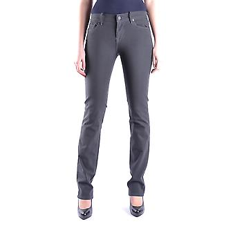 7 for all mankind ladies MCBI004028O green cotton pants