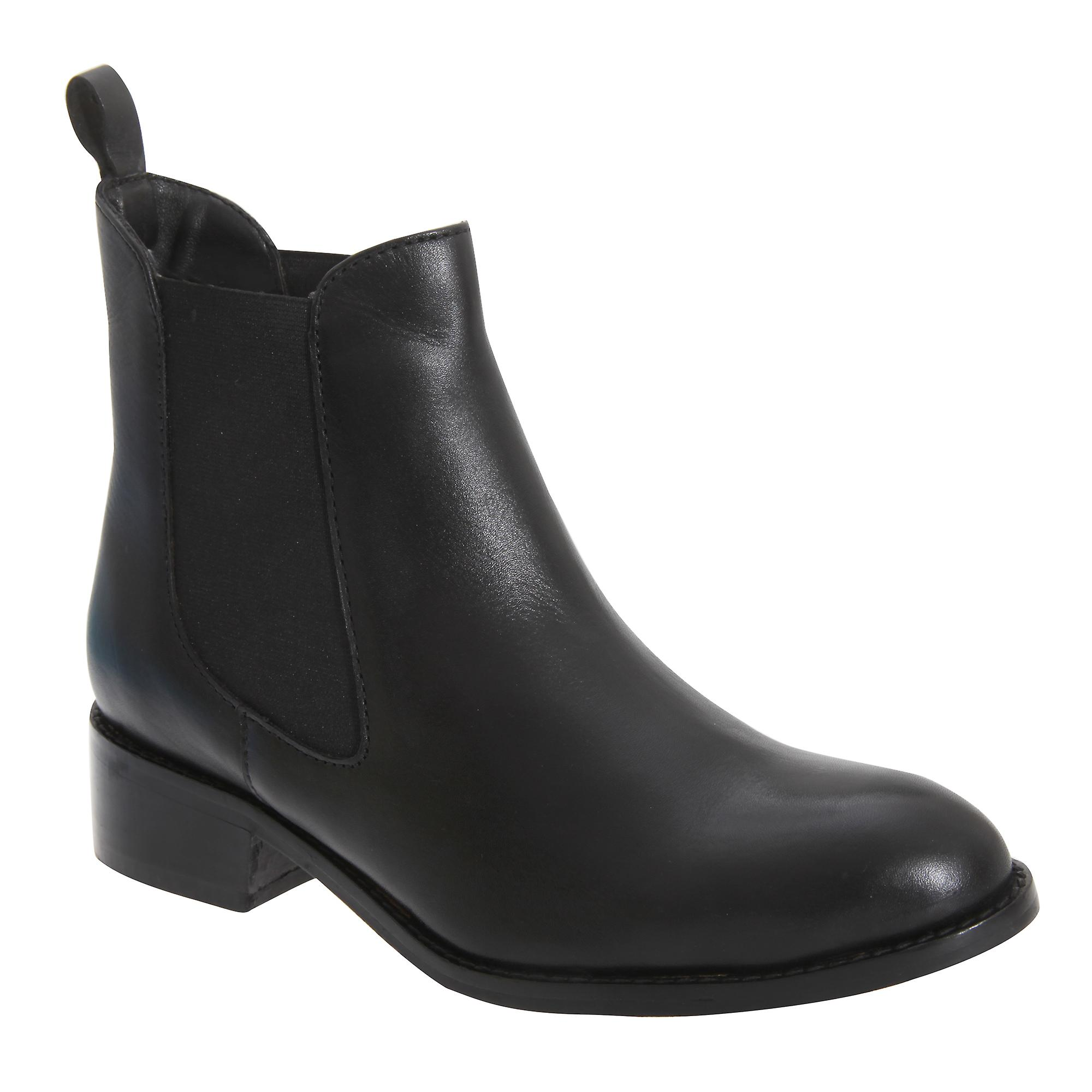 Comfys Twin Mod Ankle Ladies Boots Womens Gusset 8qqWd4R