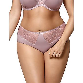 Gorsenia K401 Women's Havana Lilac Purple Lace Knickers Panty Full Brief