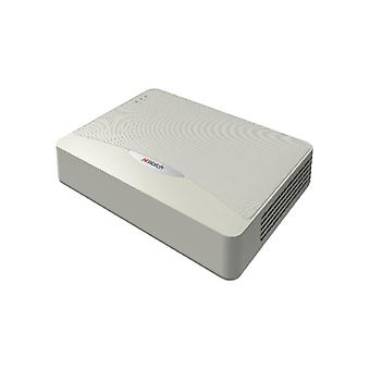 HiWatch HD DVR 8 channels, HDMI 1080 p, recording up to 3mp