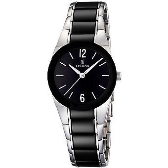 FESTINA - ladies Bracelet Watch - F16534/2 - ceramic - trend