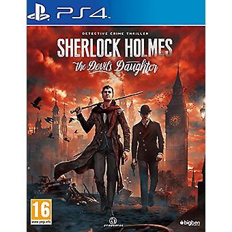 Sherlock Holmes The Devils Daughter (PS4)