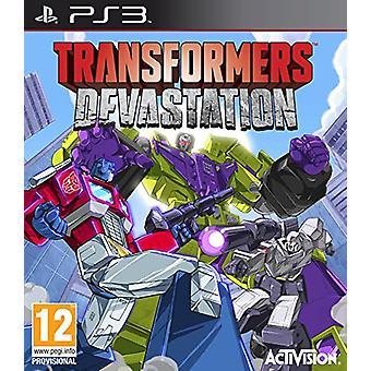 Transformatorer förödelse (PS3)