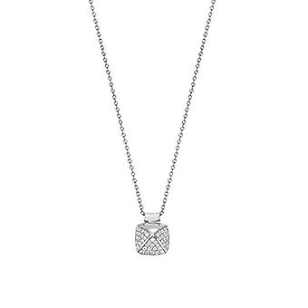 Joop ladies necklace necklace silver cubic zirconia studs JPNL90744A420