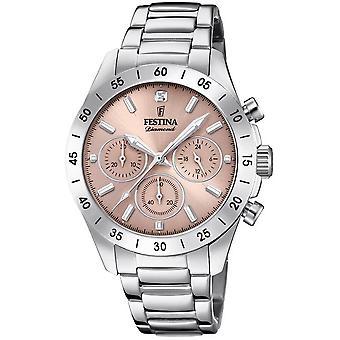 Festina Lady watch chronograph F20397/3
