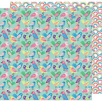 Amy Tan Sunshine & Good Times Double-Sided Cardstock 12