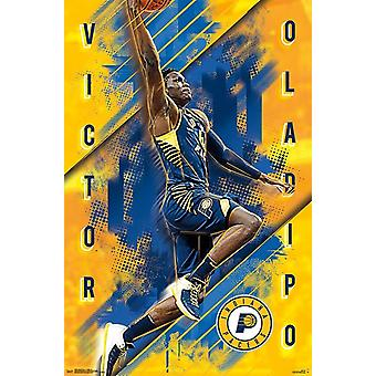 Indiana Pacers-Victor Oladipo Poster drucken