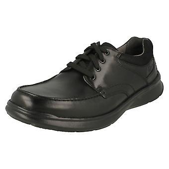 Clarks мужские туфли Cotrell края