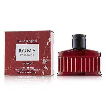 Laura Biagiotti Roma Passione Uomo Eau De Toilette Spray 40ml/1.3oz