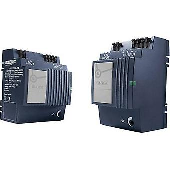 Block PEL 230/5-5,5 Rail mounted PSU (DIN) 5.5 A 27.5 W 1 x