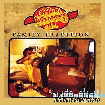 Hank Williams Jr. - Tradition familiale [CD] USA import