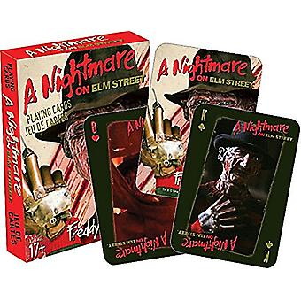 Nightmare On Elm Street Movie Set Of Playing Cards