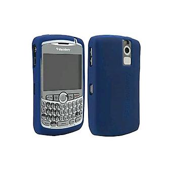 BlackBerry Rubberized Skin Case for BlackBerry Curve 8310,8320,8330 (Pearl Blue)