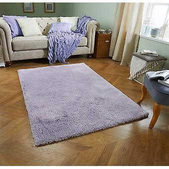 Softness lilac  Rectangle Rugs Plain/Nearly Plain Rugs