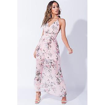 Floral Maxi kjole