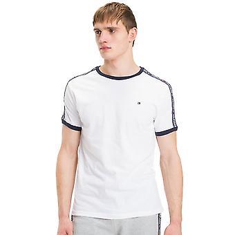 Tommy Hilfiger Round Neck T-Shirt - White