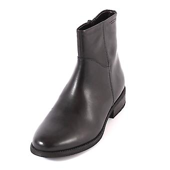 Vagabond Women's Cary 4455-201-20 Leather Warm Lining Boot Black