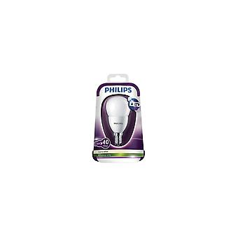 Philips 6W (40W) E14 P48 LED Druppellamp Warmwit