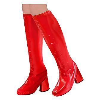 Accessories  Red Boot covers
