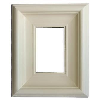 10 x 15 cm oder 4 x 6 Zoll Bilderrahmen in weiß