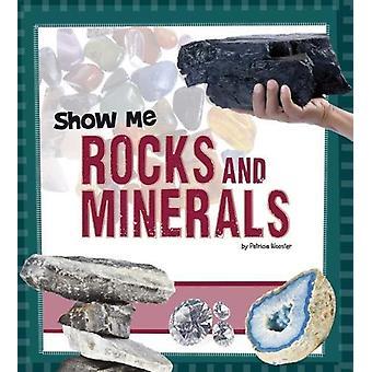 تبين لي من الصخور والمعادن من باتريشيا ستر-كتاب 9781474733502