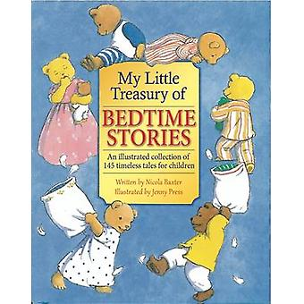 My Little Treasury of Bedtime Stories by Nicola Baxter - Jenny Press