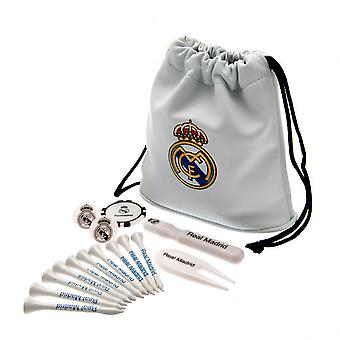 Real Madrid CF Tote Bag Golf Gift Set